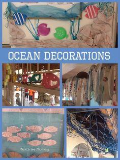 ocean decorations for kids