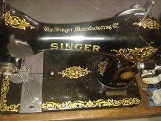 Singer 128K handcran
