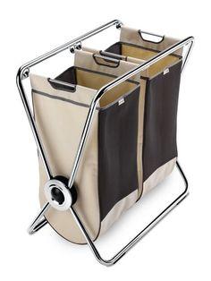 Simplehuman x Frame Laundry Hamper Double Steel Frame 16 x 29 x 30 New Quality | eBay