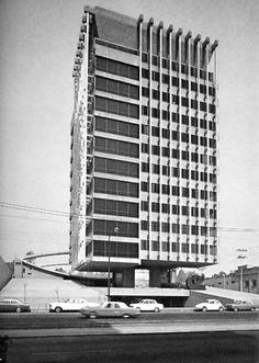 Edificio CELANESE Mexicana 1968  México D.F.  Arq. Ricardo Legorreta