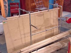 How to Make a Lumber Rack : How-To : DIY Network
