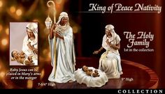 Nativity Sets, Nativity Scenes and Nativity Figurines