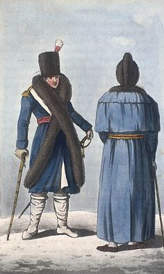 British Army Officer's Greatcoats - War of 1812