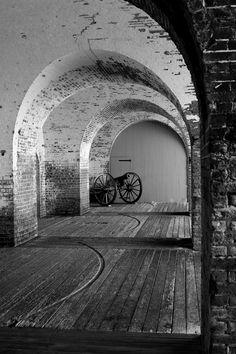 Fort Pulaski, Savannah, GA. Photo by J.B. Ellis