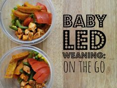 Baby Led Weaning On