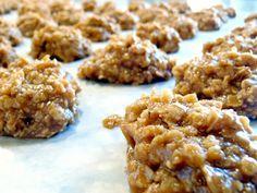 Pumpkin Spiced No-Bake Cookies