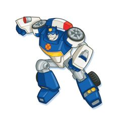 FREE RESCUE BOTS CHASE PICTURE