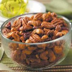 Contest-Winning Sugar 'n' Spice Nuts Recipe from Taste of Home
