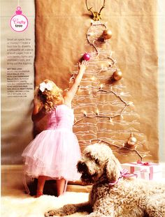 holiday DIY decorating