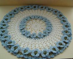 Crochet Doily -