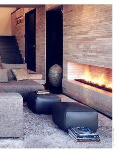 Minotta Fireplace