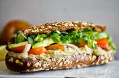 This Avocado-Caprese Sandwich will make you fall in love with lunch all over again.