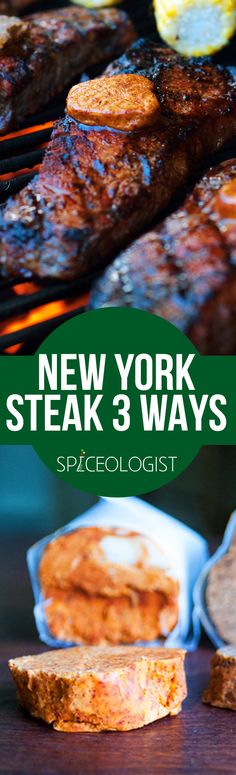 New York Steak - 3 W