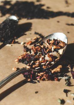 Loose Leaf Tea 101 - offbeat + inspired
