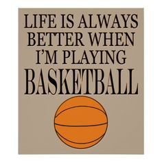 >>>The best place          Basketball Life Is Always Better When I'm Playing Posters           Basketball Life Is Always Better When I'm Playing Posters lowest price for you. In addition you can compare price with another store and read helpful reviews. BuyThis Deals          Basket...Cleck Hot Deals >>> http://www.zazzle.com/basketball_life_is_always_better_when_im_playing_poster-228719633514114245?rf=238627982471231924&zbar=1&tc=terrest