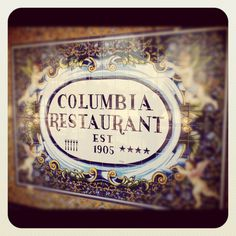 The Columbia...