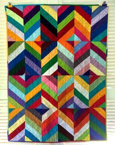 Charm About You: Simply Solids Bee Quilt - le challenge