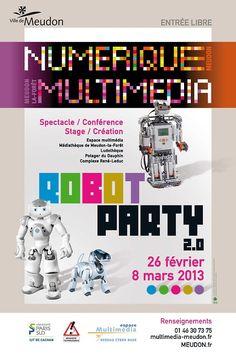Visuel officiel de la robot party 2.0 ^^