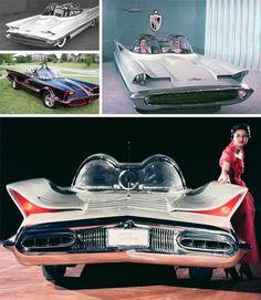 futuristic lincoln futura design
