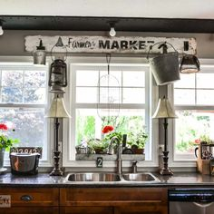 Decorating From Nothing to Something... a JUNKER'S Full Home Tour.