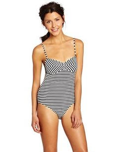 Volcom Juniors Slightly Stoned One Piece Swimwear,$59.62 - $90.00Lower price available on select options