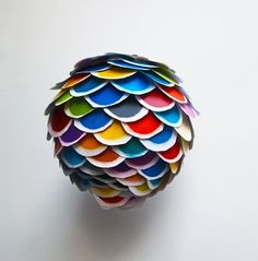 DIY Gorgeous Paper Lantern