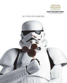 Disney - The Test of Dark Side