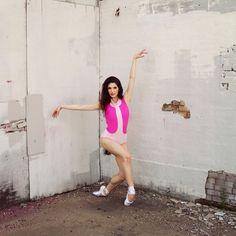 Beckanne Sisk - Photo by Oliver Endahl - Ballet Zaida
