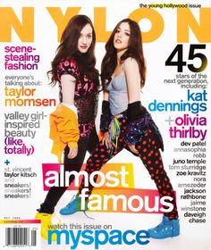Flashback Friday is twice as good this week with our May '09 cover girls Kat Dennings and Olivia Thirlby