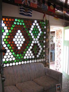 Bottle Wall Bar