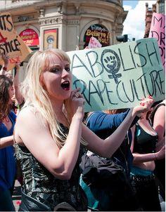 Abolish Rape Culture