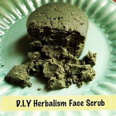 Fresh Picked Beauty: D.I.Y Herbalism Face Scrub.