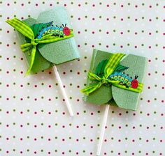 Very Hungry Caterpillar Favors