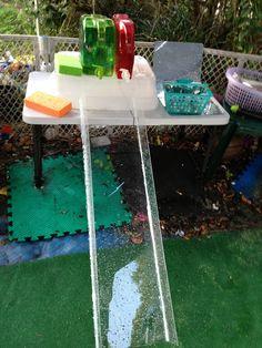 DIY Water Ramp