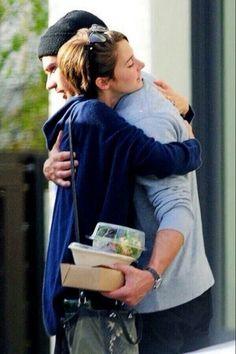 Shailene Woodley and Theo James!