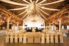 Fearrington barn reception | Nancy Ray Photography #wedding