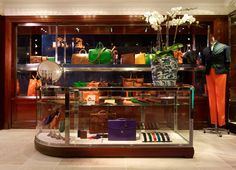 Introducing Asia's first Men's Flagship in the Prince's Building in Hong Kong