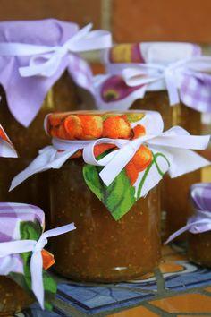 Orange Fig Jam