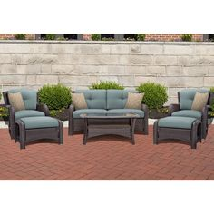 Barrand 6 Piece Sofa