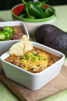 Vegan Taco Soup from the That Was Vegan blog