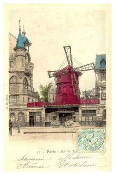 Moulin Rouge, ... Paris <3