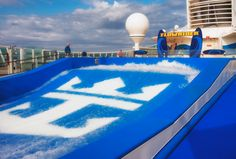 Show off your best moves on the FlowRider.