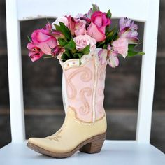 Vintage Cowgirl Boot