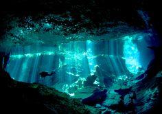 Tulum - Underwater caves