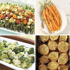 Vegetable Recipes for the Grill