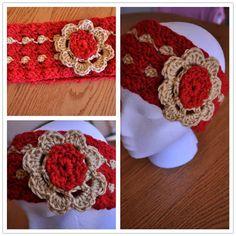 ChirpinBirdie: Easy Ear Warmer Crochet Pattern free  from ChirpinBirdie (love the look of this, bet it's warm!)