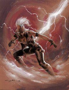 super hero, yildiray cinar, marvel mutant, marvel comic, art