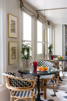 Paris apartment ~ Jean-Louis Deniot design