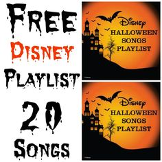 Free Disney Halloween Music Playlist: 20 Spooky Songs For Your Party