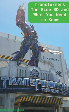 Transformers The Rid